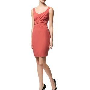 Reiss Alessia Pleat-front Dress size 4